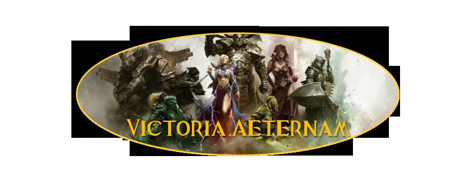 Victoria Aeternam Index du Forum