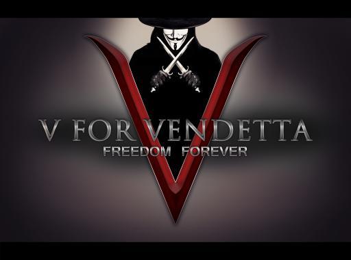 v pour vendetta Index du Forum