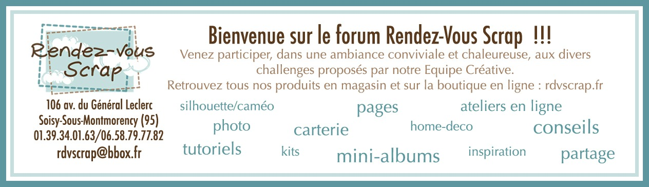 """""""rendez-vous scrap"""" Index du Forum"""