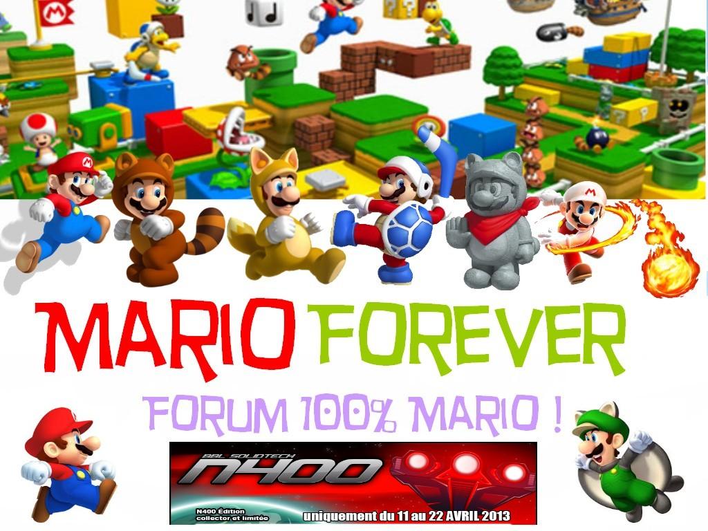 Mario Forever Index du Forum