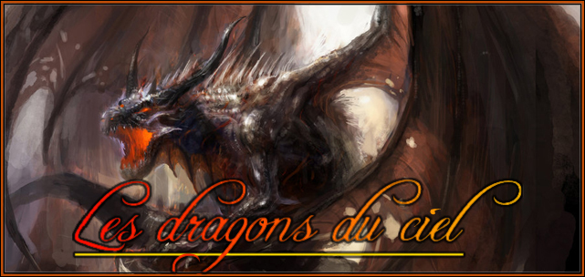 les dragons du ciel Index du Forum
