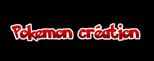Pokémon Création Index du Forum