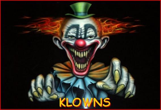 Les Klowns Index du Forum